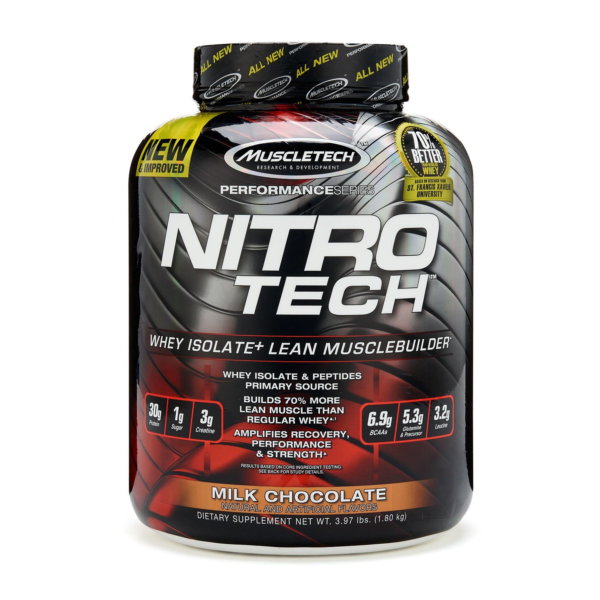 nitro tech segít a fogyásban